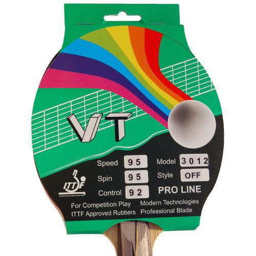 Ракетка для пинг понга VT3012 Pro Line