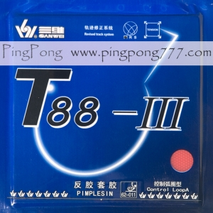 SANWEI  T88-III Table Tenis Rubber