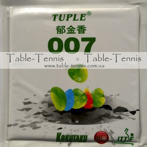 KOKUTAKU Tuple 007 Factory Tuned – Table Tennis Rubber