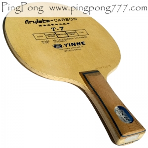 YINHE T-7 Arylate Carbon – Table Tennis Blade