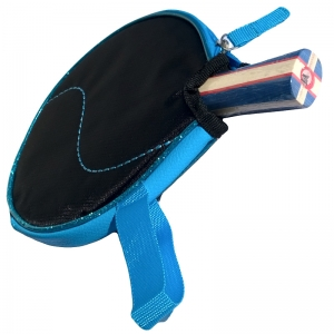 VT 702w Table Tennis Bat + case