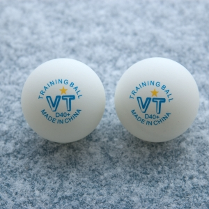 VT D40+ 1 star Plastic Training Balls (36pcs.)