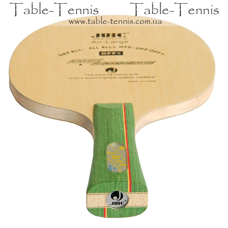 JUIC Air Large Table Tennis Blade - Offensive