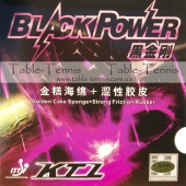 KTL Black Power (Golden Cake Sponge)