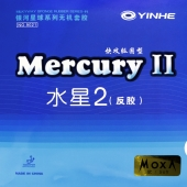 YINHE (MILKY WAY) Mercury II – Table Tennis Rubber