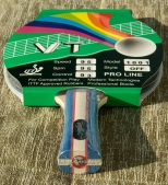 VT 1001w Pro Line Table Tennis Bat