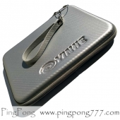 YINHE 8008 Hard Table Tennis Case (silver)