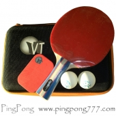 VT 1001W - Table Tennis Set