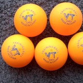 VT D40+ 1 star Plastic Training Balls orange (36pcs.)