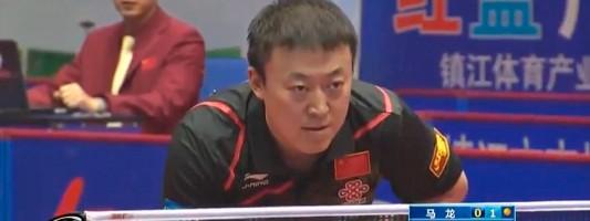 Ма Линь: признанный чемпион в мире настольного тенниса (видео)