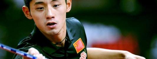 China Open 2013: поражение Жан Жике