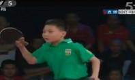 Кто король настольного тенниса в Китае? (видео)