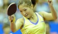 Настольный теннис: новая форма — это привлекательно (HD видео)