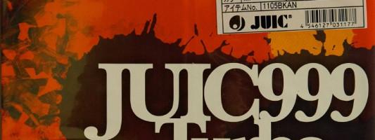 Обзор Juic 999 Turbo – самой вращательной накладки