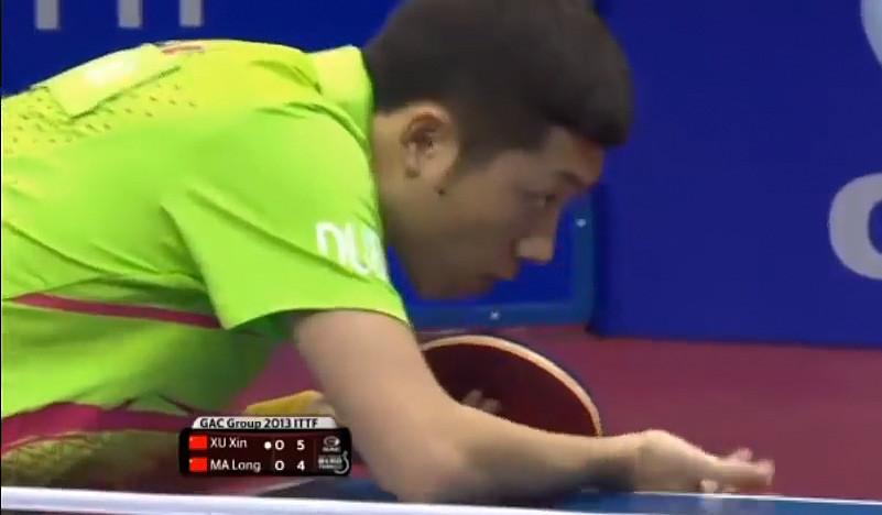 Сюй Синь — победитель Grand Finals 2013 (Видео)