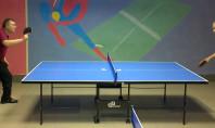 Черкассы, Хрещатик Сити – матчевая встреча по настольному теннису (Видео)
