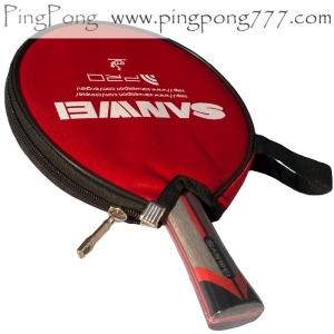 SANWEI Table Tennis Case small (red)