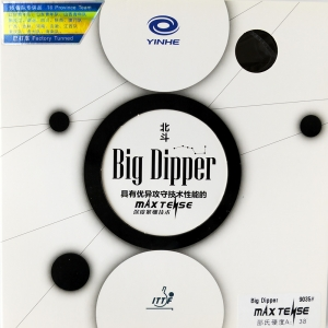 YINHE (MILKY WAY) Big Dipper – Table Tennis Rubber