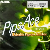 JUIC Pips Ace Top Speed (Japan) - middle size pimples