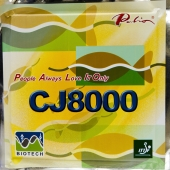 Palio CJ8000 Biotech 39-41 Table Tennis Rubber