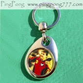 Butterfly Timo Boll – key holder