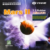 YINHE (Galaxy Milky Way) Mars II – Table Tennis Rubber