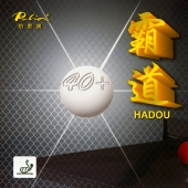 PALIO Hadou 40+ – Table Tennis Rubber
