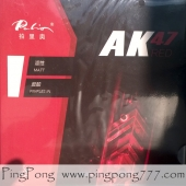 Palio AK 47 Red – Table Tennis Rubber