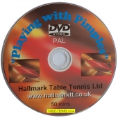 "Hallmark ""Playing with Pimples"" DVD"
