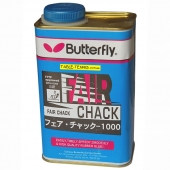 BUTTERFLY Fair Chack  (1000ml.)