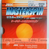 JUIC Masterspin (Japan) - medium pimples