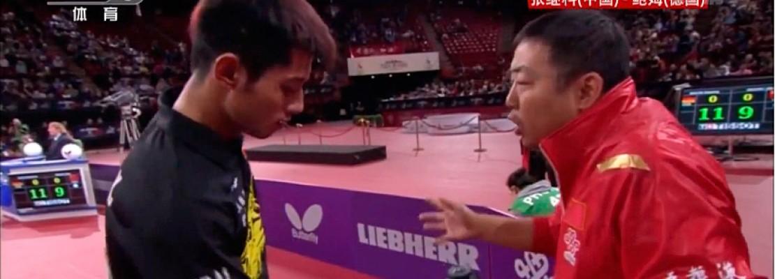 Жан Жике проигывает Тимо Боллу в китайской Суперлиге (видео)