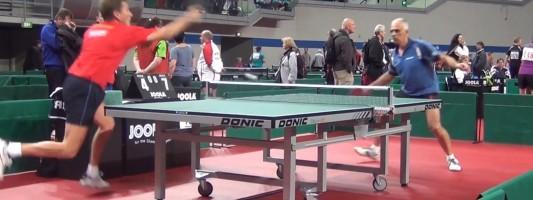 Обзор Чемпионата Европы по настольному теннису среди ветеранов