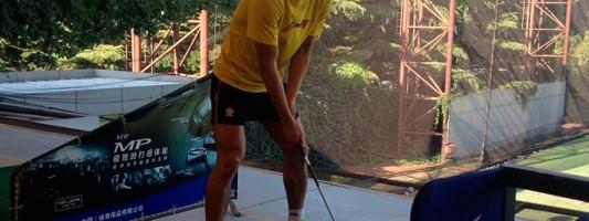 Жан Жике: гольф или настольный теннис