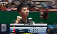 Ма Лонг — чемпион Азии 2013 (видео)