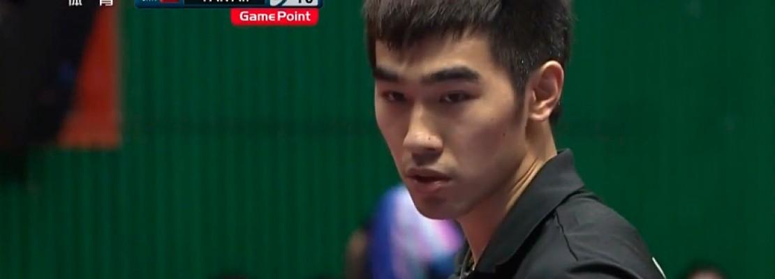 Ма Лонг и Ян Ан — финалисты мужских одиночных соревнований (видео)