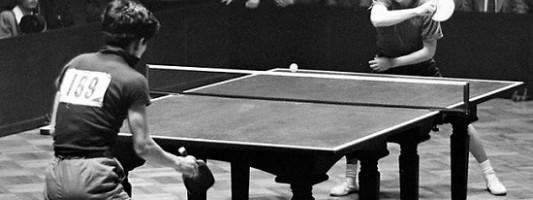 Два безумно удачных совпадения, повлиявших на господство китайского настольного тенниса