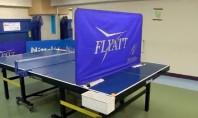 Тренировка точности подач в настольном теннисе (HD видео)