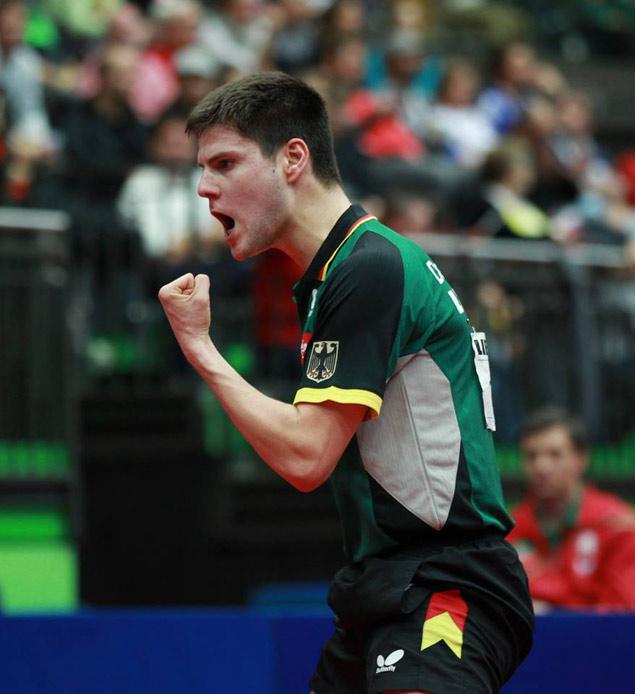 Чемпион Европы 2013 по настольному теннису