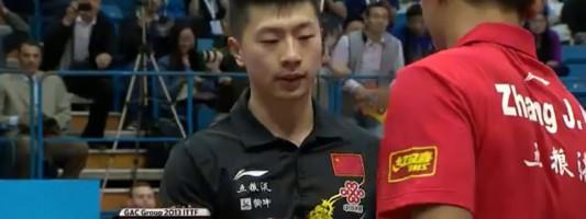 Жан Жике проигрывает Ма Лонгу в Гранд-финале 2013 (Видео)